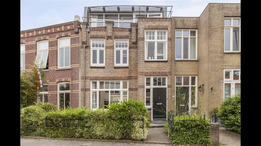 New: modern loft at great location! - Breda - Casa