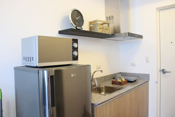 NEW Luxury Studio at the Heart of Makati! - Makati - Appartement en résidence