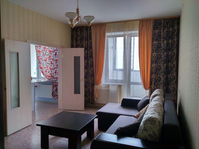 замечательная квартира , по доступной цене - Chelyabinsk