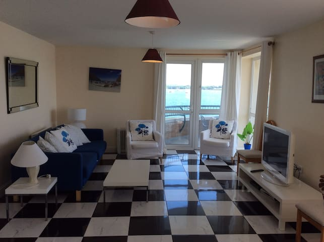 Waterfront with magnificent views - - Youghal - Appartement