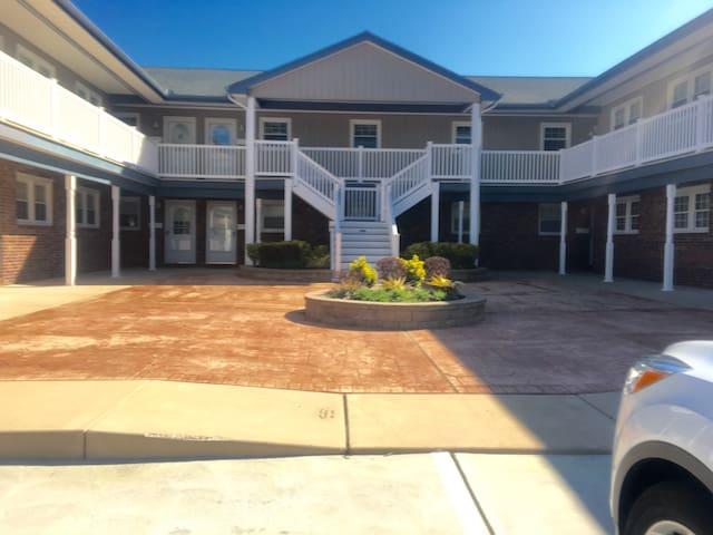 Beach block 2BR Condo - Brigantine - Appartement en résidence