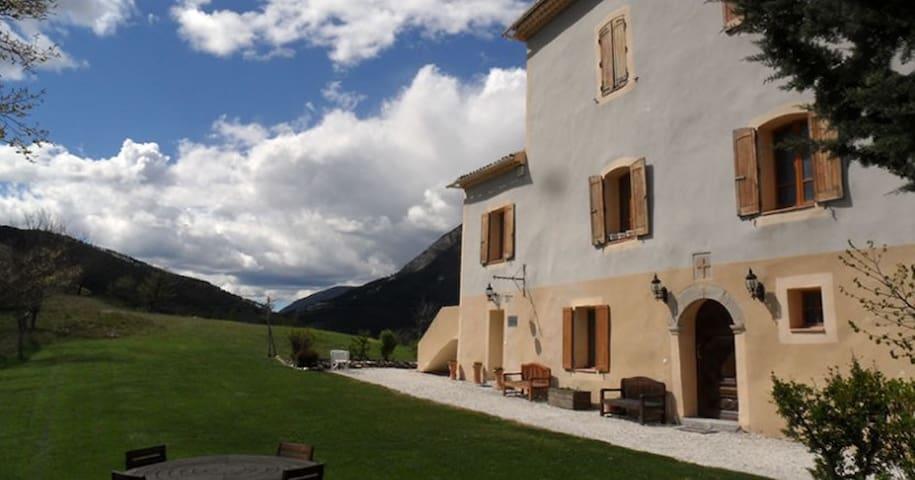 The Saint Paul: Luxury Apartment - Saint-André-les-Alpes
