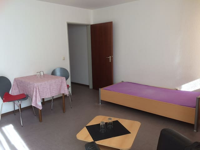 Fully equipped bright 1 bedroom apartment 28sqm - Jülich - Departamento