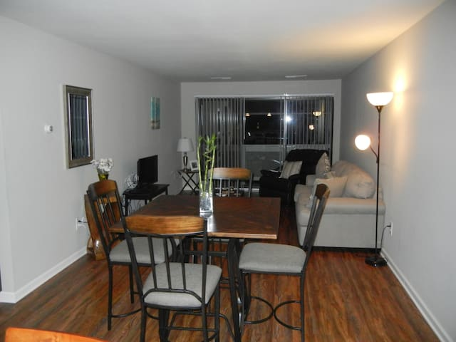 1 BR + Sofabed near UPMC and Wexford - Pittsburgh - Apartamento
