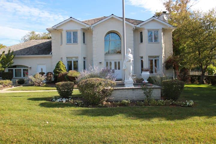 A mansion over 5000sf - Mount Prospect - Casa