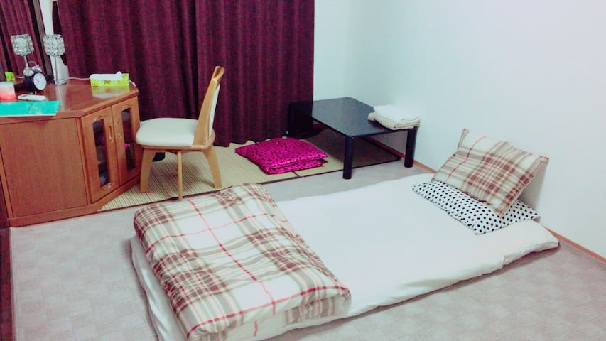 Family and friendly room - Kashiwa - Kashiwa - Daire