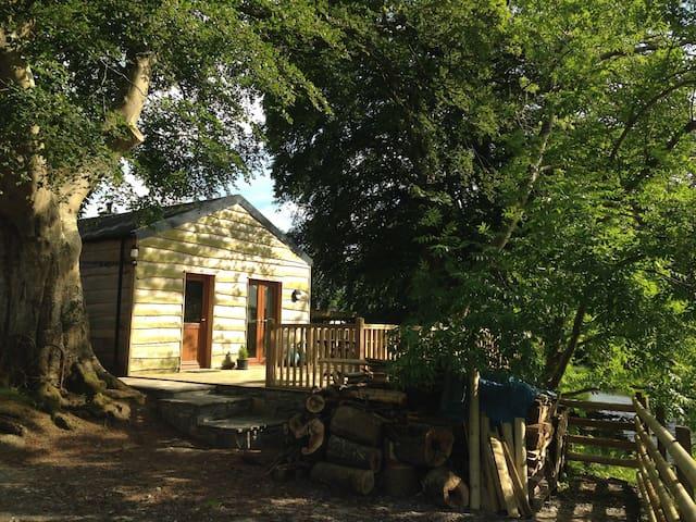Caban y Saer (Carpenter's Cabin) - Llanfor