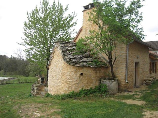 The Bakery / 'Four' - Savignac-les-Églises - Casa