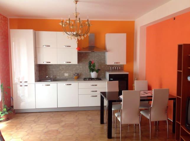 Casa di Gloria, accogliente trivano - Campofelice di Roccella - Apartament