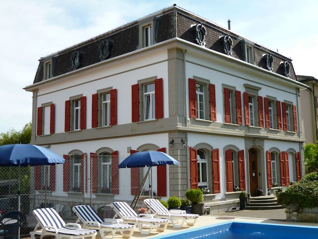 Hôtel Garni Villa Carmen  - La Neuveville - Vila