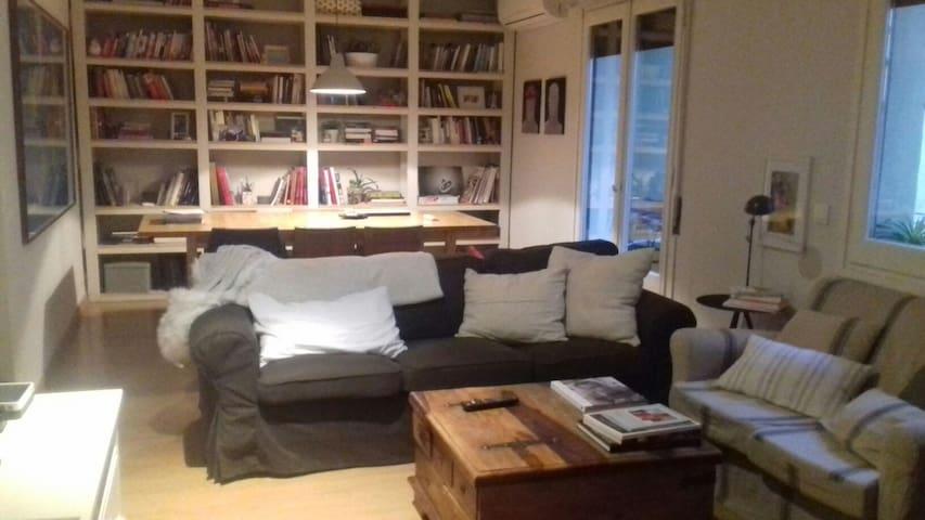 Acogedor apartamento en el centro - Figueras - Departamento