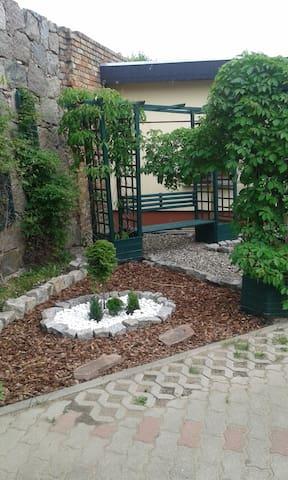 Natur und Ruhe im Barnimer Land - Chorin - Appartement