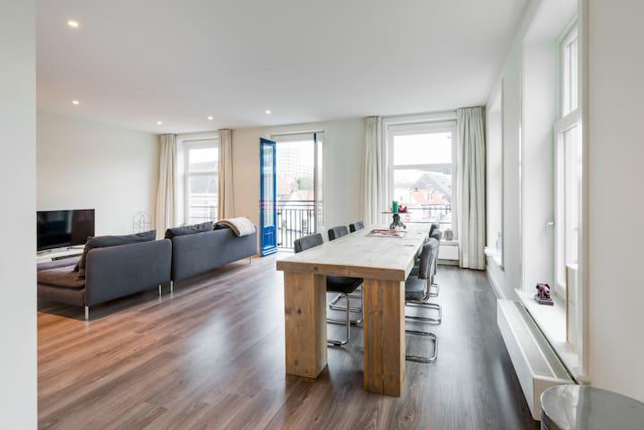 Center Zandvoort 2 min from Beach - Zandvoort - Appartamento