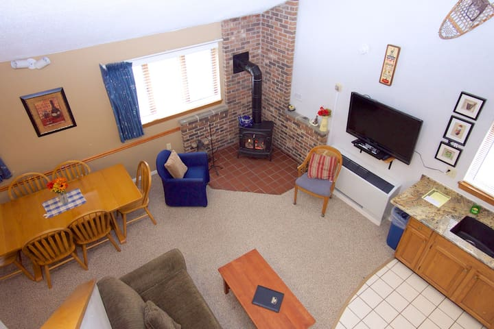 Attitash Mountain Resort 1 bedroom - Bartlett