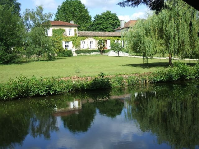 Maison de maître en Gironde/Blaye - Cartelègue - Hus