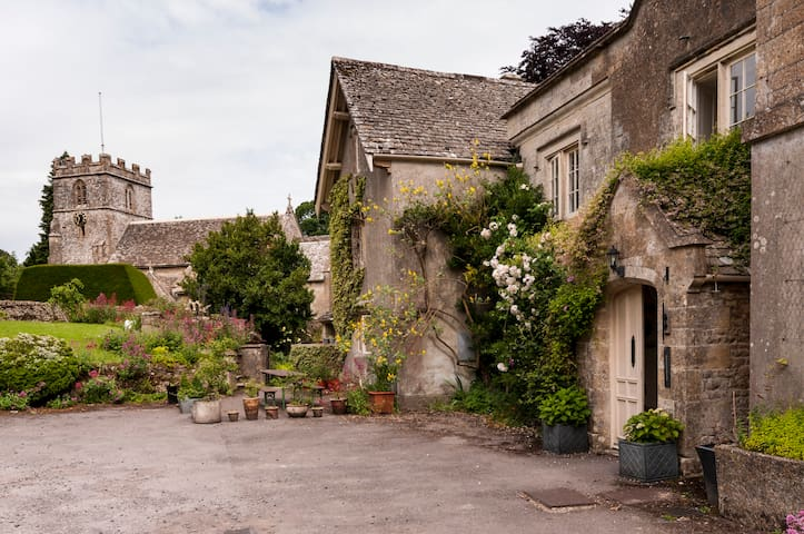 Room with a view in the Cotswolds - Miserden - Bed & Breakfast