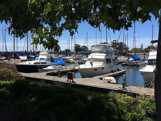 Sunny Yacht - Historic Oakland - Oakland - Bateau