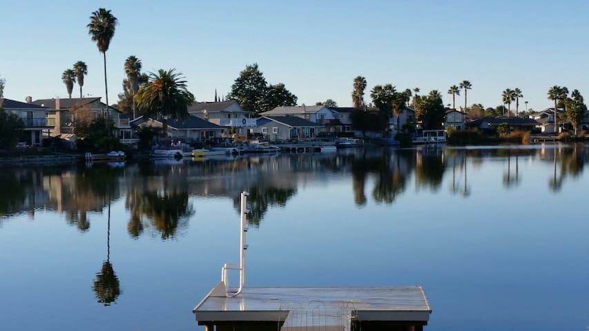 Delta Perfect: Stay on Willow Lake! - Discovery Bay - Casa