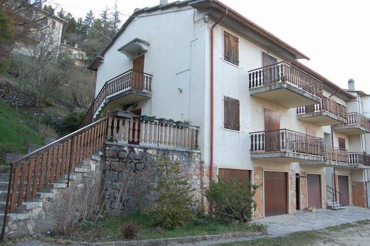 Appartamento con giardino a 1.108mt - Bosco Chiesanuova - Apartmen