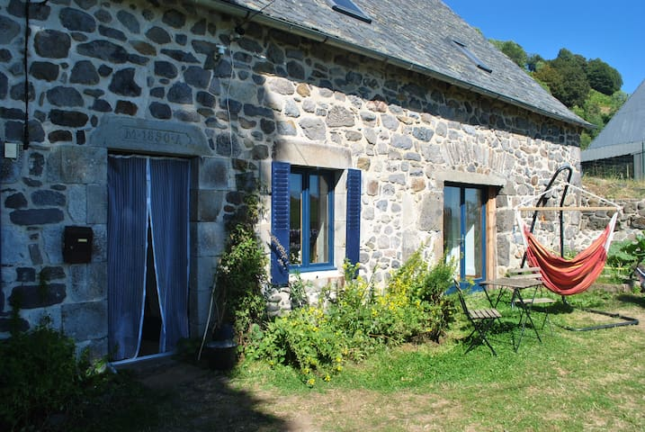 Maison le Vernet - Cheylade - Hus