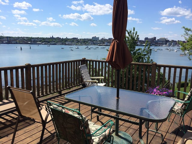 Private Suite with deck/view/ocean access! - South Portland