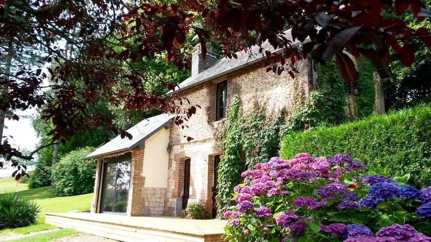 LES COTEAUX DE ST-PHILBERT - Little house - Saint-Philbert-sur-Risle - 一軒家