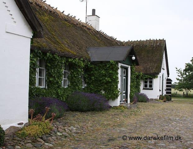 Classic Danish farmhouse arpartment - Kirke Såby - Departamento