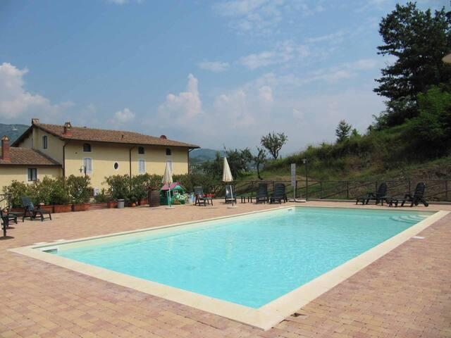 Bilocale a Stazione Masotti per 3 persone ID 392 - Serravalle Pistoiese - Appartement