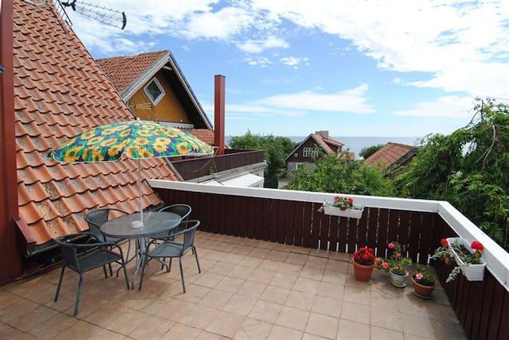 (URL HIDDEN) terrace to lagoon - Nida - Ev