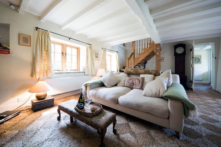 Rural Cottage: Hay-on-Wye 5.5 miles - Dorstone - Ev