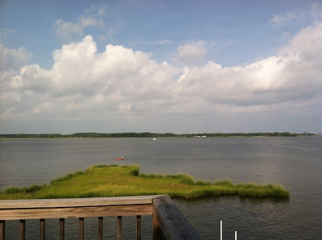 Cozy home with AMAZING Waterfront View - Ocean Pines - Maison