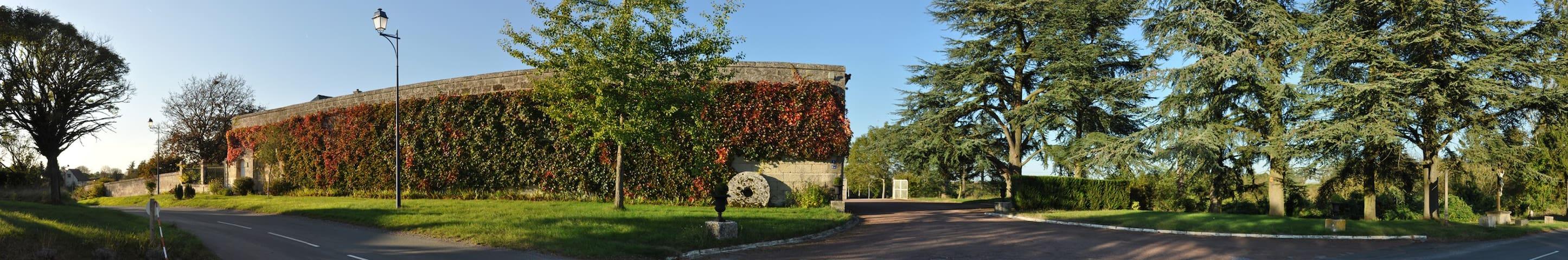 Dans une maison de charme - Montigny-Lengrain - Casa