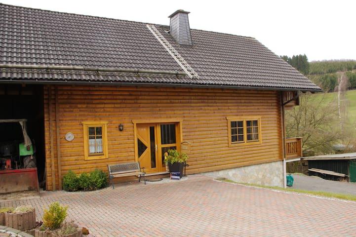 Ferienhaus Vente - Finnentrop - Ev