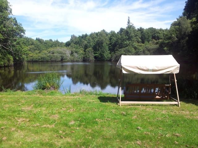 GITE DE FORGE BASSE - La Chapelle-Montbrandeix - Natur-Lodge