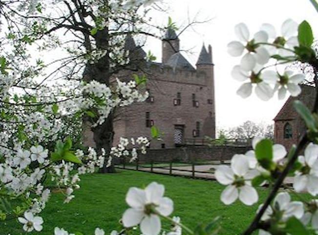 Prachtige woning in Doornenburg(Arnhem/Nijmegen) - Doornenburg - Rumah