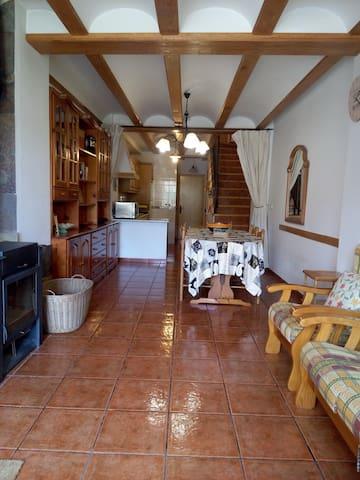 Preciosa Casa La Cima - Torás - Maison