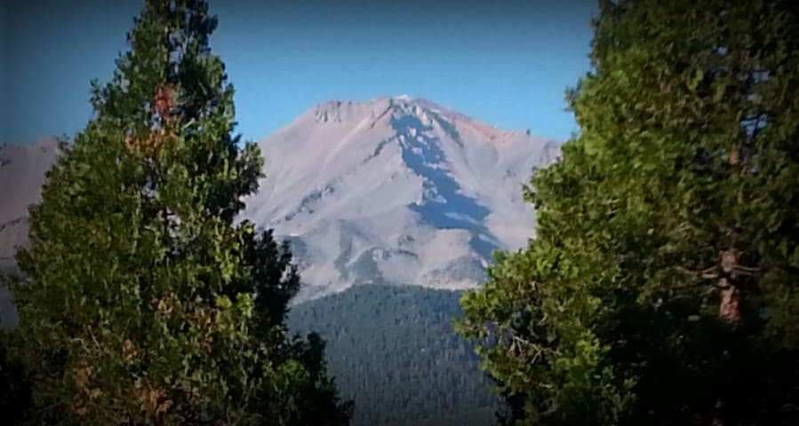 The Hanai House, Mount Shasta, California - Mount Shasta - Dom