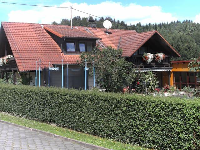 Ferienwohnung in der Natur - Obertrubach - Condomínio