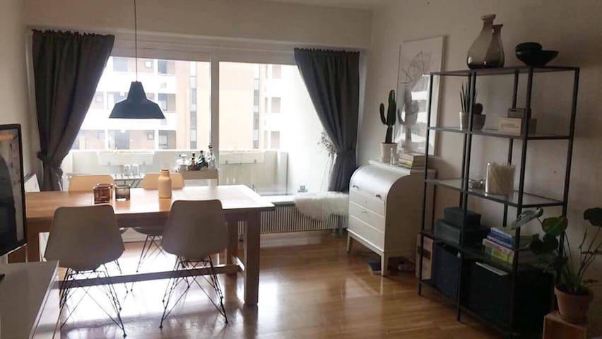 Cozy one-bedroom apartment in Aarhus (Risskov) - Risskov
