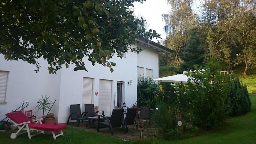 Haus Giverny mit Garten im Bay.Wald - Hohenwarth - Inap sarapan