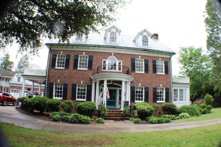 The Culpepper Inn - Elizabeth City - Bed & Breakfast