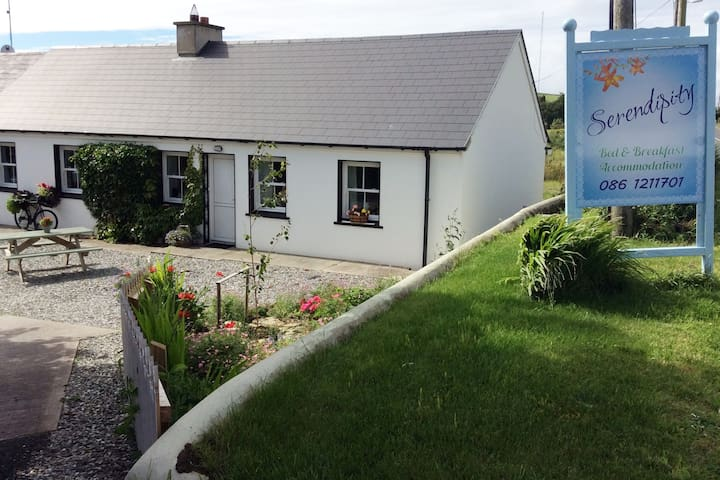 Serendipity B&B, Malin Head. - Carnmalin - Bed & Breakfast