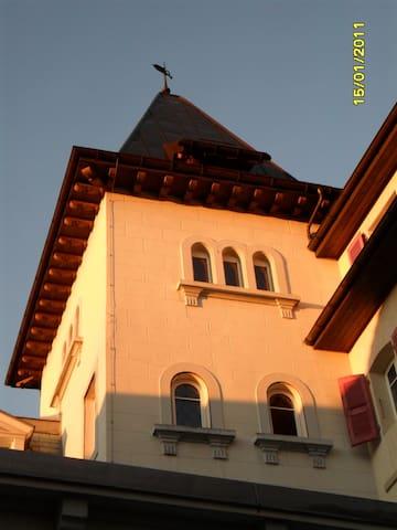 Hôtel d'Espagne - Sainte-Croix
