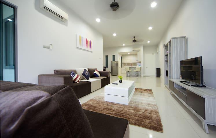 Kota Kinabalu City Centre Condo - Kota Kinabalu  - Apto. en complejo residencial