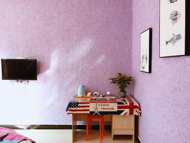 有故事的小客栈 - fuzhou city - Appartement