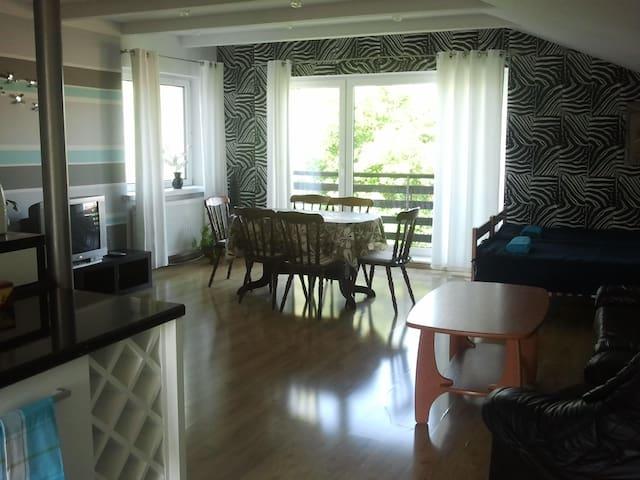 Apartment near Gdynia and sea. - Mosty - 단독주택