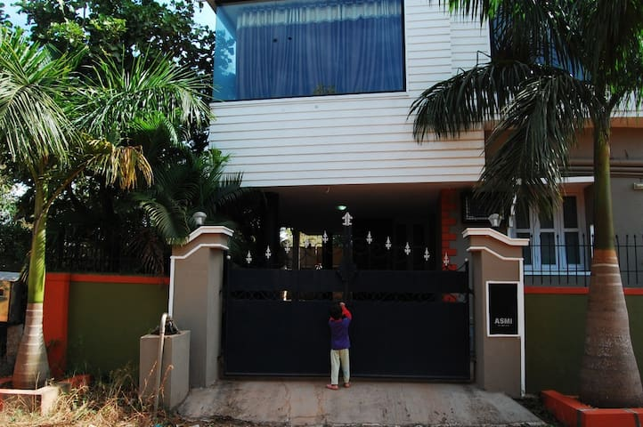 3 Bedroom house with amenities - Manipal - Hus