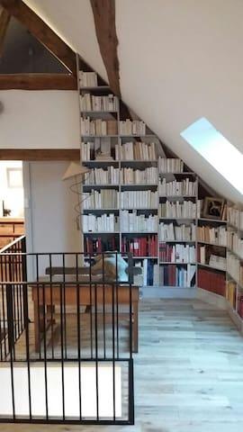 Grand Loft neuf coeur de Ville - Rambouillet - Loft