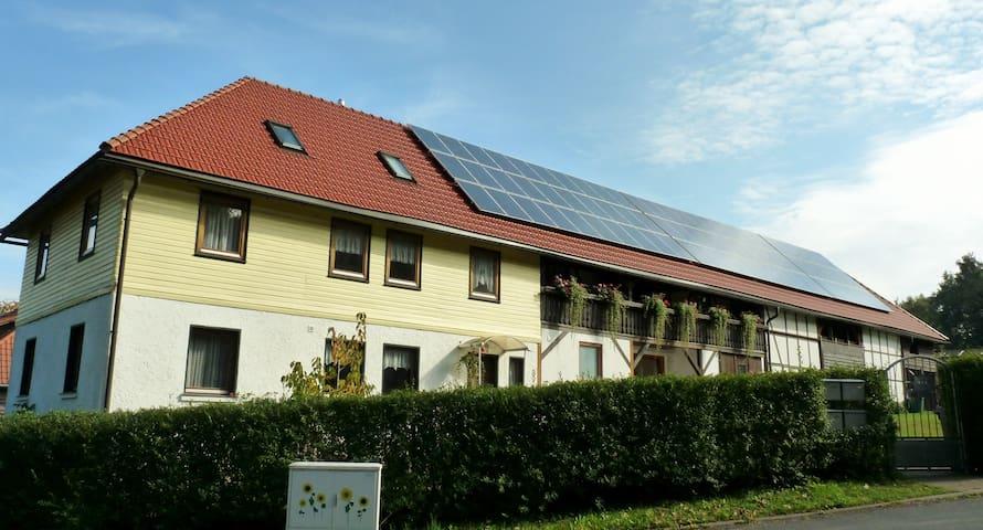 Holiday Apartment Sonnenhof - Zella-Mehlis - Appartement