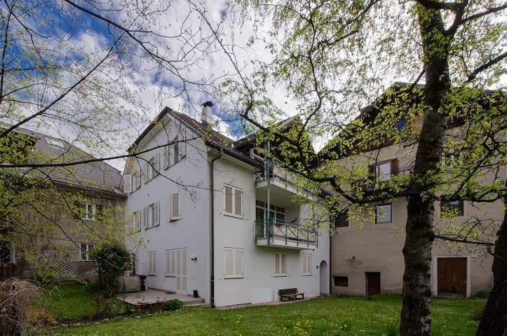 Central Apartment in Bruneck for 4-5 People 90m² - Bruneck - Pis